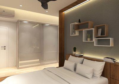woodern Bedroom